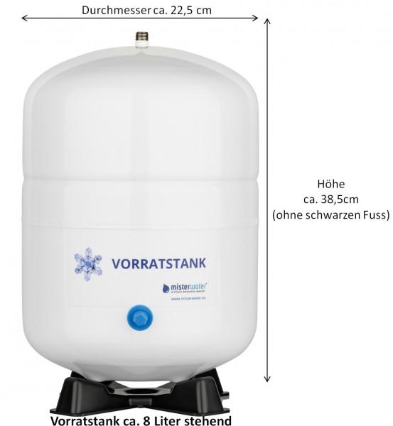 Futura Vorratstank ca. 8 Liter