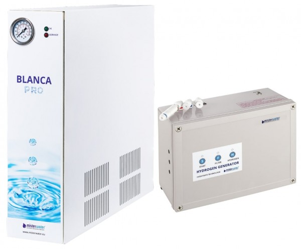 Wasserfiltersystem Blanca PRO DELUXE