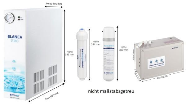 Wasserfiltersystem Blanca PRO DELUXE