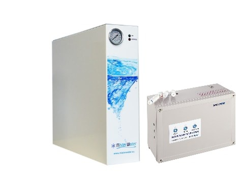 Wasserfiltersystem Blanca mit Hydrogen Generator